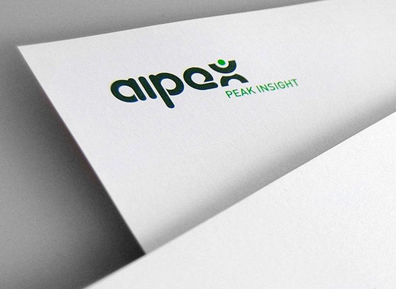Aipex: logo detail