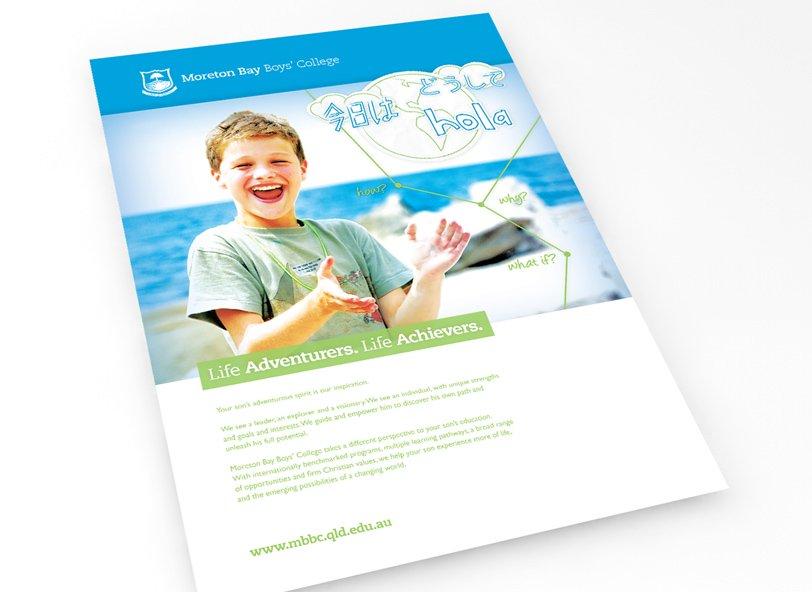 MBBC: brochure design